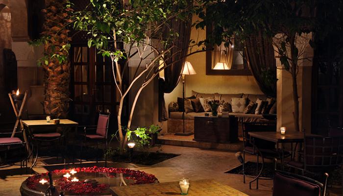 Marrakech la villa nomade for Arredi marocchini