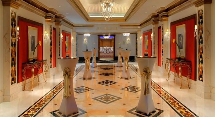 Muscat grand hyatt for Piani di handicap